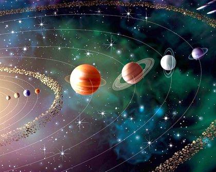 Движение планет в 2018 году и в каждом месяце